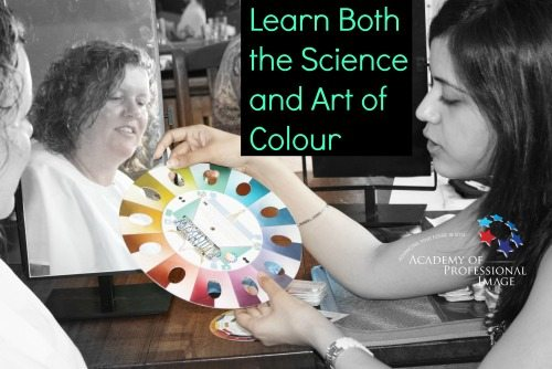 learn the science of colour