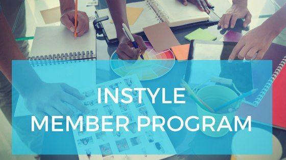 InStyle Member Program