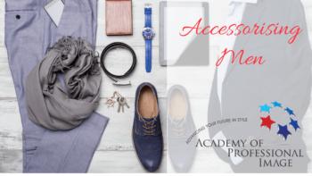 Accessorizing men