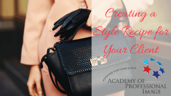 Creating a Style Recipe for Your Client