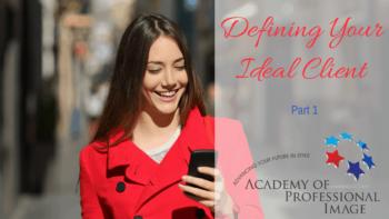 Define your ideal client 1