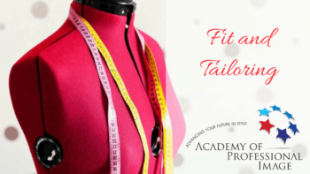 Fit and tailoring