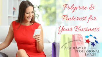 Polyvore and Pinterest