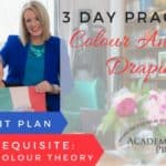 Personal Colour Analysis Training - Practical Draping for Online Students - payment plan