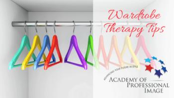 wardrobe therapy tips