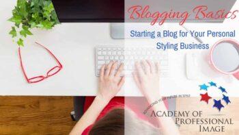 Blogging Basics Webinar