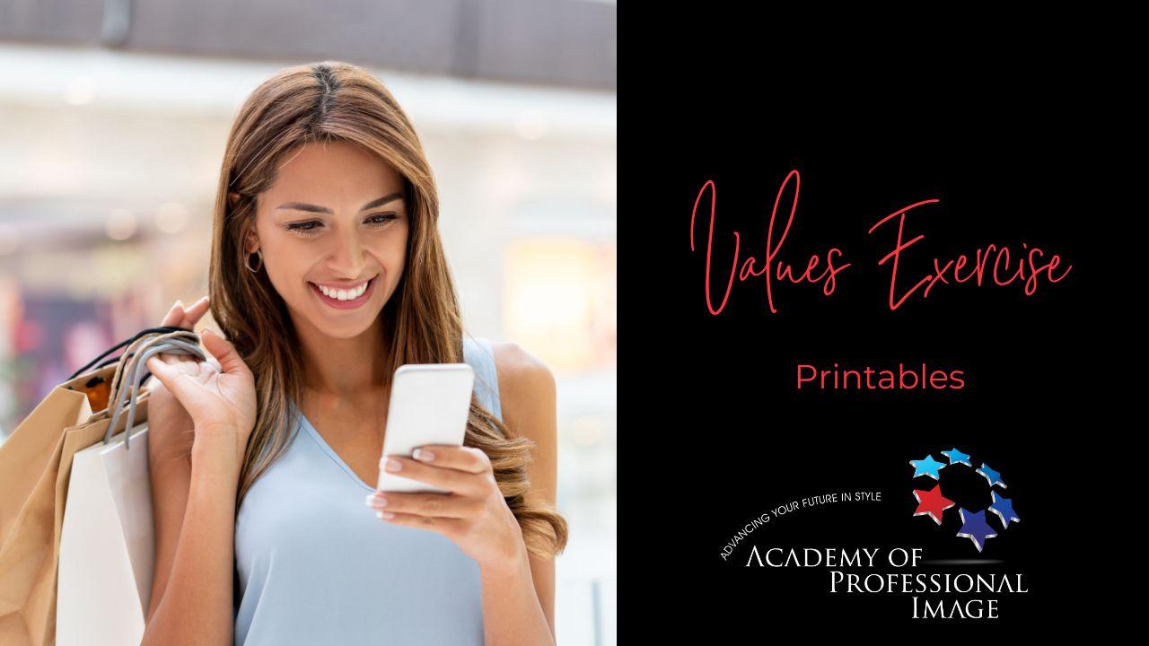 Values Printables
