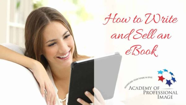 How to Write and Sell and eBook