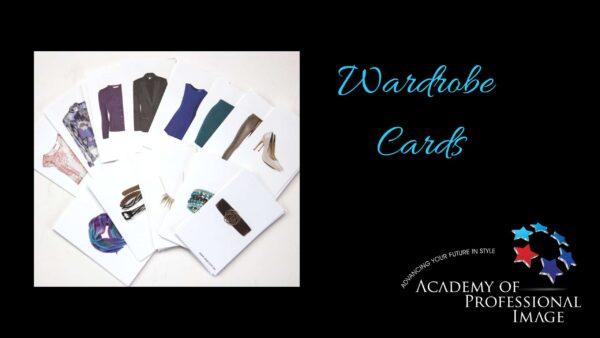 Wardrobe Cards