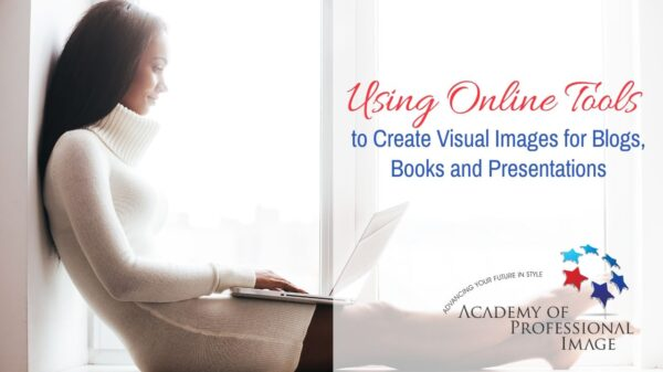 Using Online Tools to Create Visual Images for Blogs, Books and Presentations
